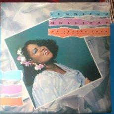 Discos de vinilo: JENNIFER HOLLIDAY – NO FRILLS LOVE. Lote 130997200