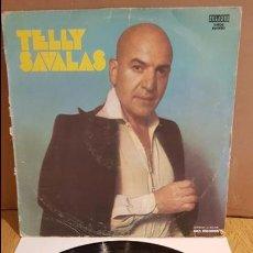 Discos de vinilo: TELLY SAVALAS / MISMO TÍTULO / LP - MCA-ORLADOR - 1975 / MBC. **/***. Lote 130998092