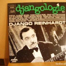 Discos de vinilo: DJANGO REINHARDT --- DJANGOLOGIE 4. Lote 131003252
