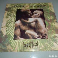 Discos de vinilo: !SUPER PRECIO! KENNY LOGGINS - LP 1991 - LEAP OF FAITH !PEDIDO MÍNIMO 10€!. Lote 131013324