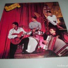 Discos de vinilo: !SUPER PRECIO! OLÉ OLÉ LP MADE IN VENEZUELA - CUATRO HOMBRES PARA EVA !PEDIDO MÍNIMO 10€!. Lote 131013448
