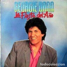 Discos de vinilo: GEORGIE DANN ?– LA FIESTA DEL AÑO (ESPAÑA, 1989). Lote 131015404
