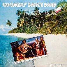 Discos de vinilo: GOOMBAY DANCE BAND – HOLIDAY IN PARADISE (ESPAÑA, 1981). Lote 131015816