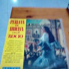 Discos de vinilo: PERLITA DE HUELVA EN EL ROCIO. C3V. Lote 131019064