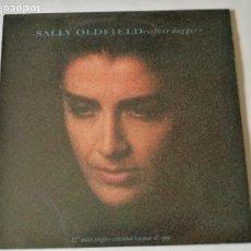 Discos de vinilo: SALLY OLDFIELD - SILVER DAGGER - 1987. Lote 131024344