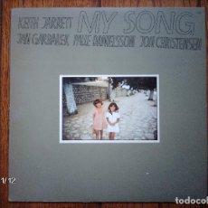 Discos de vinilo: KEITH JARRETT - JAN GARBAREK - PALLE DANIELSSON - JOHN CHRISTENSEN - MY SONG . Lote 131043224