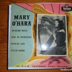 Dischi in vinile: MARY O´HARA. SPINNING WHEEL + 3. EP. BELTONA, EDICION INGLESA.. Lote 149321106