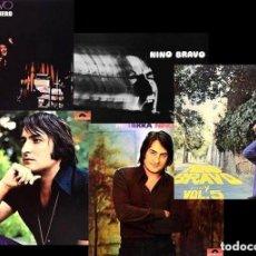 Nino Bravo Discografía Completa 5 Lp S Vendido En Venta Directa 131053396