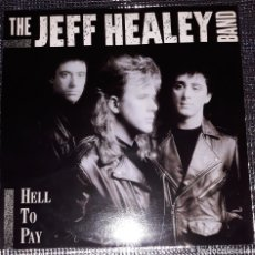 Discos de vinilo: THE JEFF HEALEY BAND - HELL TO PAY. Lote 131074729