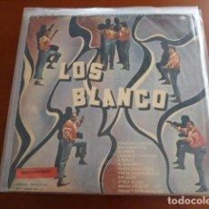 Discos de vinilo: LOS BLANCO. ORIGINAL VENEZUELA PRIMER PRENSAJE. CUMBIA, GUARACHA, MERENGUE, LATIN SALSA. . Lote 131079416