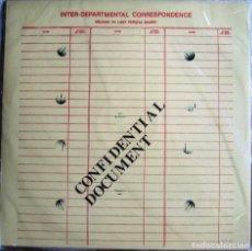 Discos de vinilo: BEATLES, THE: CONFIDENTIAL DOC. DEMOS Y ALTERNATIVAS DE ESTUDIO DE THE BEATLES Y SOLOS. Lote 131083008