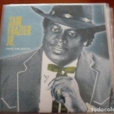 Discos de vinilo: SAM FRAZIER JR. R&B-SOUL. CON DESCARGA MP3. Lote 131083608