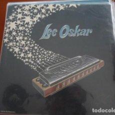 Discos de vinilo: LEE OSKAR. FUNK SOUL R&B. ORIGINAL USA 1976 CON INS-ERT INCLUIDO EN PERFECTO ESTADO. Lote 131083776