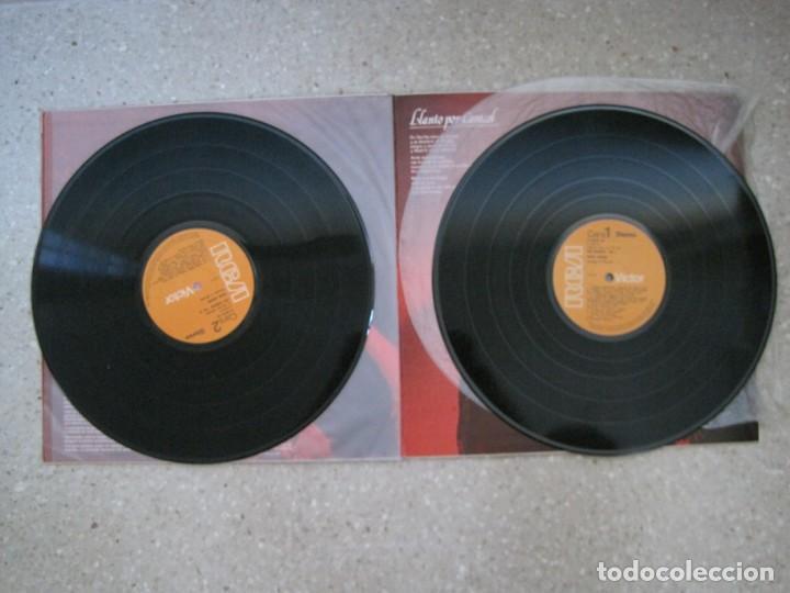 Discos de vinilo: ROCÍO JURADO POR DERECHO 2LP - Foto 3 - 131084092