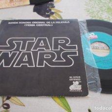 Discos de vinilo: STAR WARS, LA GUERRA DE LAS GALAXIAS. Lote 131085268