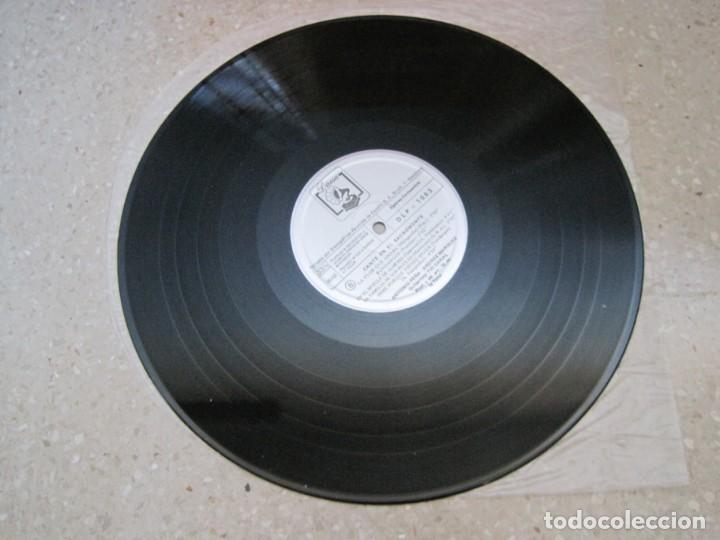 Discos de vinilo: CANTE EN EL SACROMONTE - Foto 3 - 131085500