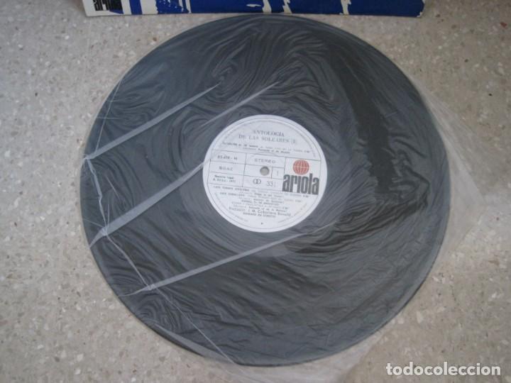 Discos de vinilo: ANTOLOGIA DE LAS SOLEARES (1) - Foto 2 - 131086064