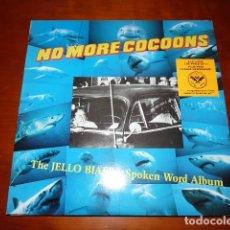 Discos de vinilo: JELLO BIAFRA. 2 LPS + PERIODICO CON DIEZ HOJAS. Lote 131086180