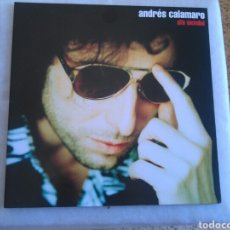 Discos de vinilo: ANDRES CALAMARO LP ALTA SUCIEDAD 2015 NUEVO SIN CD GATEFOLD. Lote 131086192