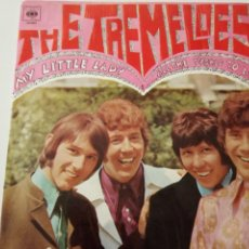 Discos de vinilo: THE TREMELOES - MY LITTLE LADY - SPAIN SINGLE 1968 - CASI NUEVO.. Lote 131088072