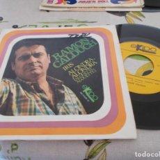 Discos de vinilo: RAMON CALDUCH. IRIS, ALONDRA.. Lote 131089424