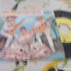 Discos de vinilo: LOS MACHUCAMBOS. OS BANDEIRANTES DE MARCEL CAMUS, . Lote 131093944