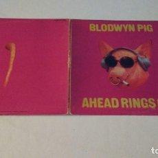 Discos de vinilo: ALBUM DE LA BANDA BRITANICA DE BLUES ROCK PROGRESIVO BLODWYN PIG. Lote 131110688