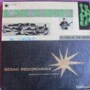 Discos de vinilo: LP - JORGE MOREL - ENCORE (USA, SESAC RECORDINGS SIN FECHA). Lote 131118120