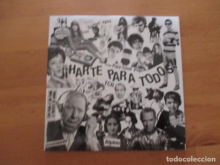 HARTE PARA TODOS THY SURFYN´ EYES LOS PART-TIME POPS TCR ALPINO HARTE! 2004 COMO NUEVO (Música - Discos de Vinilo - EPs - Grupos Españoles de los 90 a la actualidad)