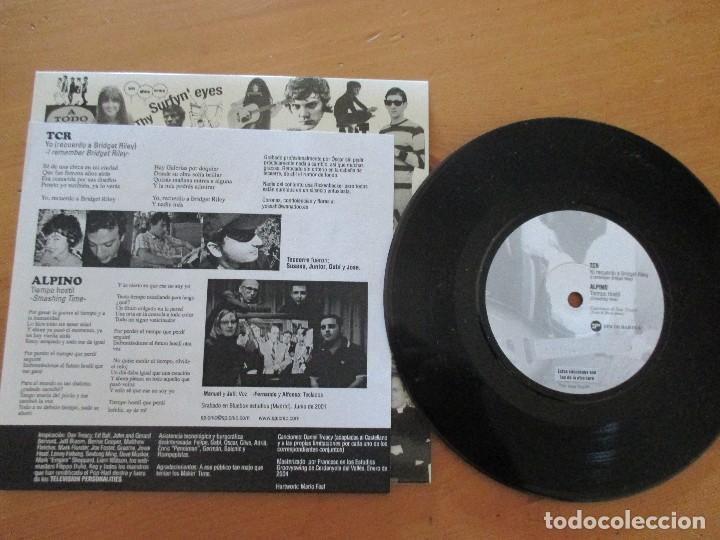 Discos de vinilo: Harte para todos Thy Surfyn´ Eyes Los Part-Time Pops TCR Alpino HARTE! 2004 COMO NUEVO - Foto 3 - 131129740