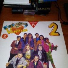 Discos de vinilo: LA ONDA VASELINA 2. DOS DISCO. C3V. Lote 131146880