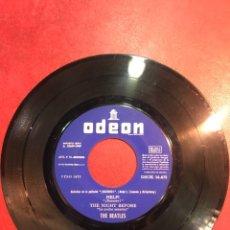 Discos de vinilo: THE BEATLES SINGLE EP DE 1965 SIN CARÁTULA. Lote 131152807