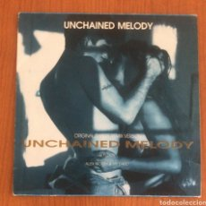 Discos de vinilo: GHOST UNCHAINED MELODY 1991 SINGLE. Lote 131176024