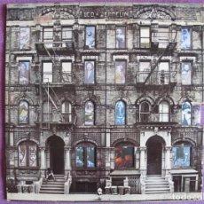 Discos de vinilo: LP - LED ZEPPELIN - PHYSICAL GRAFFITI (DOBLE DISCO, SPAIN, SWANG SONG RECORDS 1975). Lote 131177148