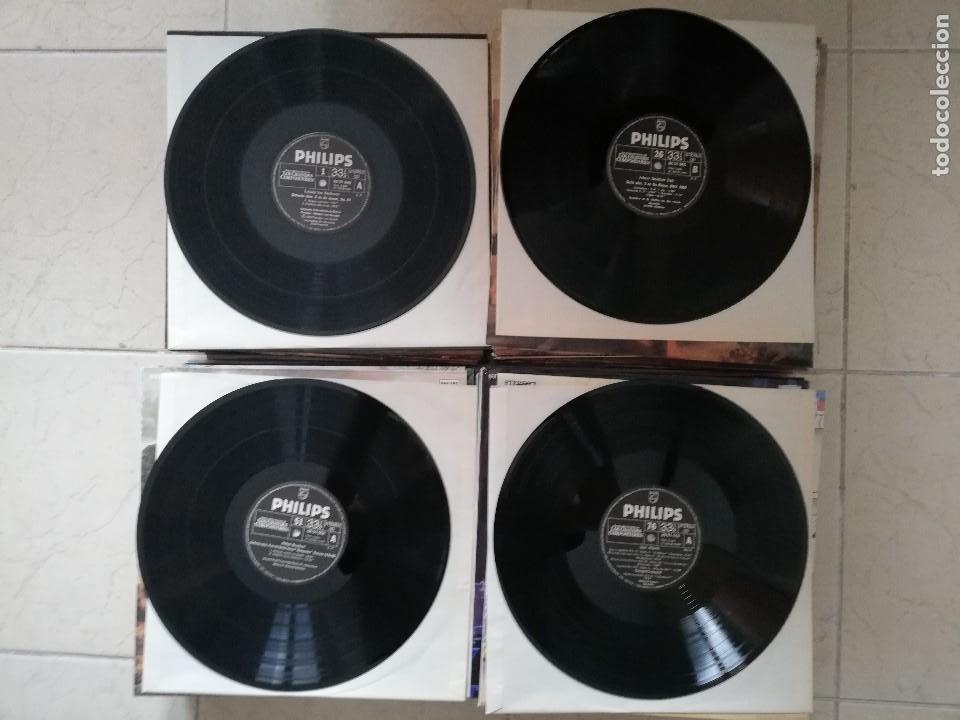 Discos de vinilo: COLECCION COMPLETA (100 DISCOS) DE LOS GRANDES COMPOSITORES - Foto 2 - 159901202