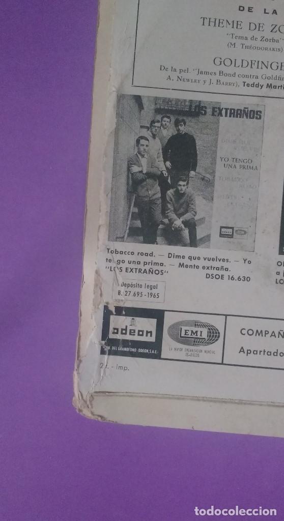 Discos de vinilo: PLATON ZAKARIOS Y ORQUESTA - ZORBA EL GRIEGO. BSO - Foto 3 - 202330930