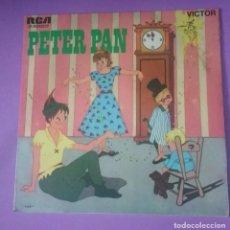 Discos de vinilo: PETER PAN . RCA 1967. Lote 131231351