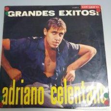 Discos de vinilo: ADRIANO CELENTANO:VERGARA EDICION ORIGINAL DE 1964-RARO DE VER-COLECCIONISTAS. Lote 131232955