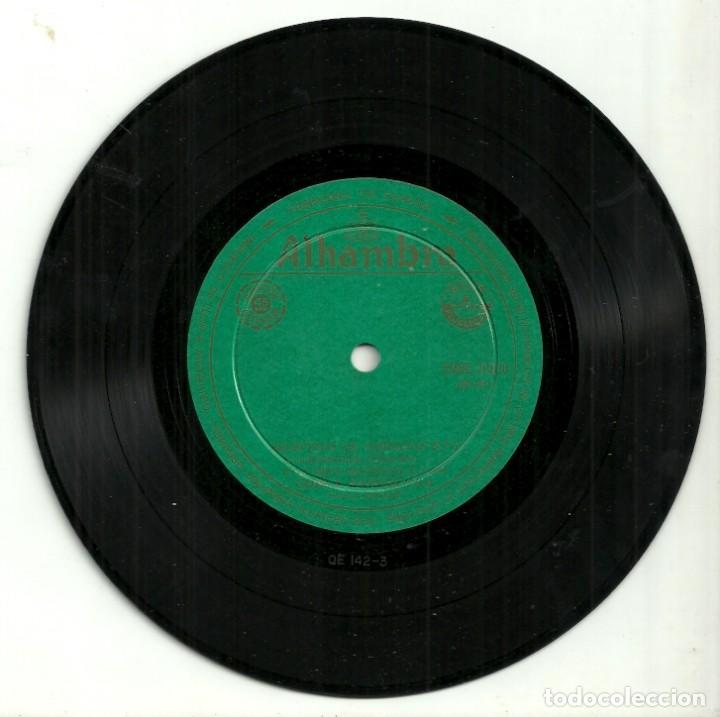Discos de vinilo: SELECCIÓN DE SARDANAS - COBLA BARCELONA. TENORA: JOSE COLL - DISCOS ALHAMBRA - 50s - Foto 2 - 131235983