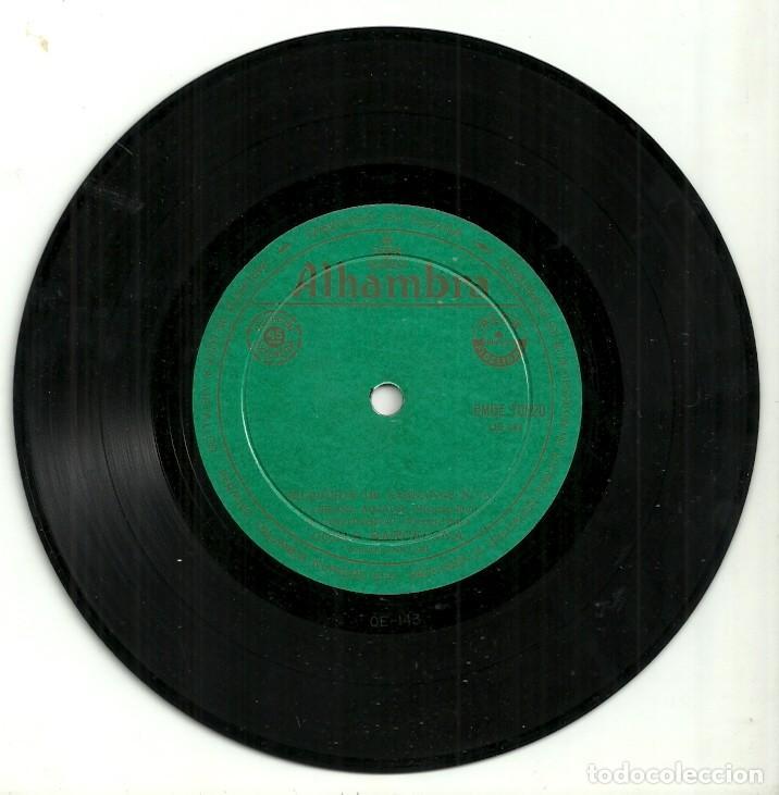 Discos de vinilo: SELECCIÓN DE SARDANAS - COBLA BARCELONA. TENORA: JOSE COLL - DISCOS ALHAMBRA - 50s - Foto 3 - 131235983