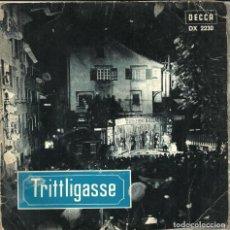 Discos de vinilo: TRITTLIGASSE - DECCA. Lote 131236955