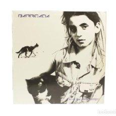 Discos de vinilo: LP. BARRICADA. NO SÉ QUE HACER CONTIGO. (VG/VG+). Lote 131239715