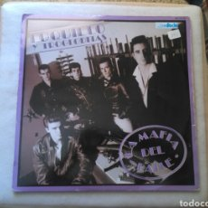 Discos de vinilo: LOQUILLO Y TROGLODITAS LP LA MAFIA DEL BAILE 1985. Lote 131248779