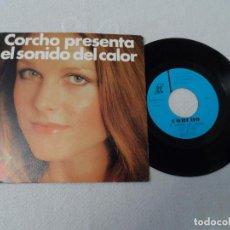 Discos de vinilo: CORCHO PRESENTA EL SONIDO DEL CALOR. Lote 131282799