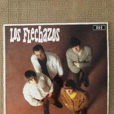 Discos de vinilo: LOS FLECHAZOS – PREPARADOS, LISTOS, YA! SELLO: DRO – 4D0829 FORMATO: VINYL, LP, ALBUM PAÍS: SPAIN. Lote 221730893