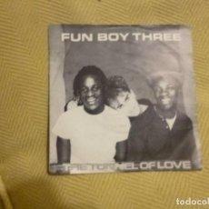 Discos de vinilo: FUN BOY THREE THE TUNNEL OF LOVE. Lote 131304899