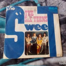 Discos de vinilo: SWEET – THE SIX TEENS - RCA VICTOR – LPBO-5037 - 1974. Lote 131311751