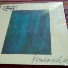 Discos de vinilo: UB 40 - PROMISES AND LIES - VIRGIN 1993 LP. Lote 131326394
