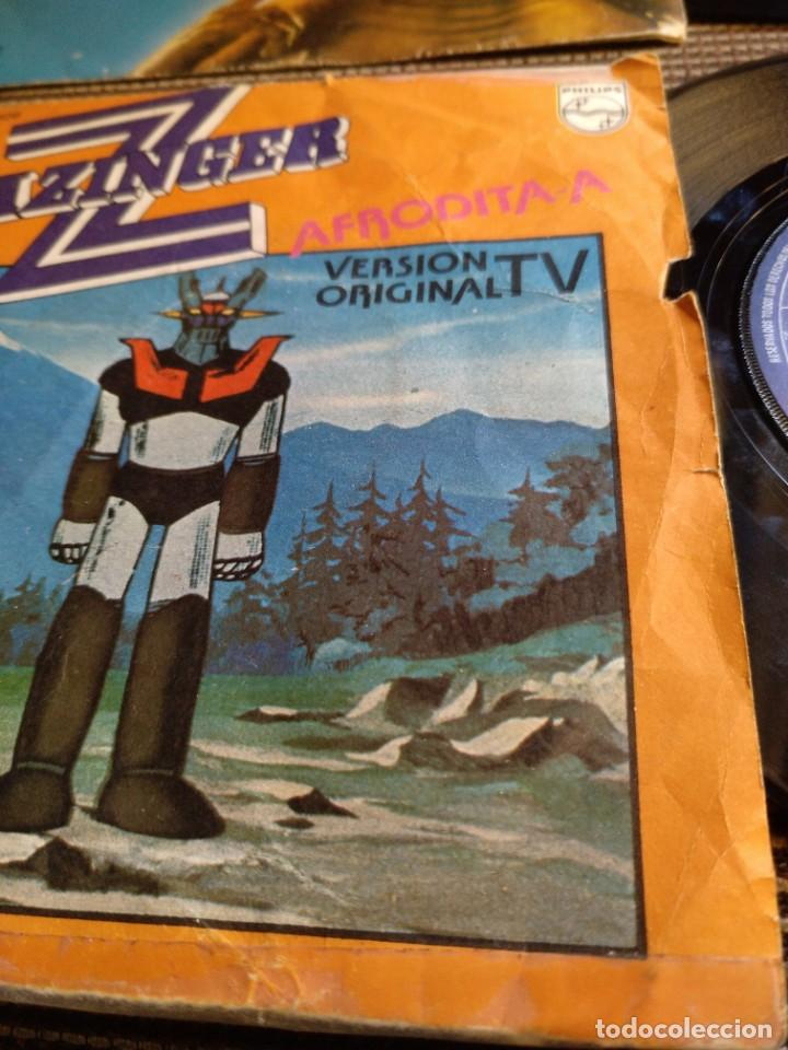 Vinyl-Schallplatten: Single Mazinger Z 1978 y E.T.el extraterrestre 1982 - Foto 6 - 131339346