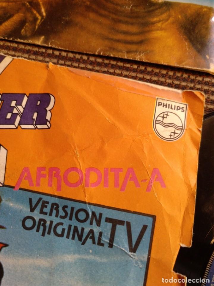 Vinyl-Schallplatten: Single Mazinger Z 1978 y E.T.el extraterrestre 1982 - Foto 7 - 131339346